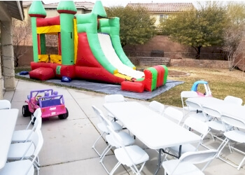 Henderson event rental company Party Pros