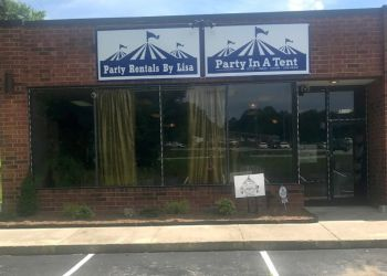 Greensboro event rental company Party Rentals By Lisa