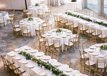 Fremont event rental company Party Rentals & Home Staging