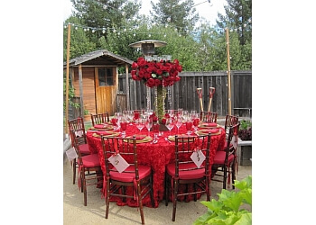 Santa Rosa event rental company Party Tents & Events Rentals