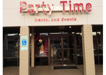 Little Rock rental company Party Time Rental And Events