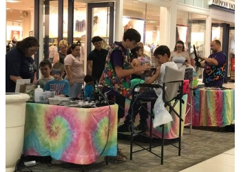 Knoxville face painting PartyWOW Entertainment
