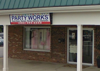 Louisville rental company Party Works