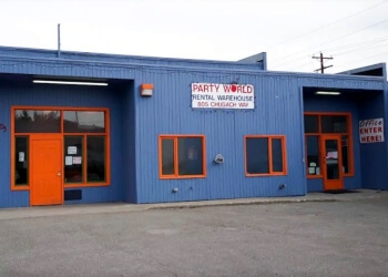 Anchorage event rental company Party World