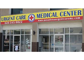 Pasadena urgent care clinic Pasadena Family Urgent Care & Medical Center