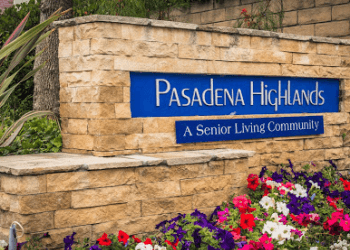 Pasadena assisted living facility Pasadena Highlands