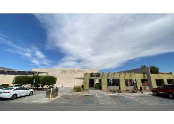 Henderson landmark Paseo Verde Library