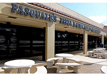 Coral Springs pizza place Pasquale's Pizza & Subs