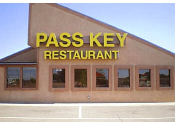 Pueblo sandwich shop Pass Key 50 West Restaurant