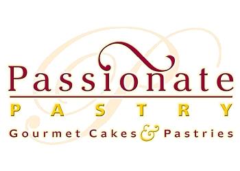 Garden Grove cake Passionate Pastery