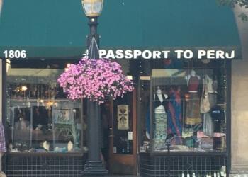 Cleveland gift shop Passport to Peru