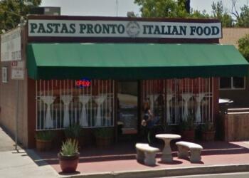 Modesto italian restaurant Pastas Pronto Italian Food