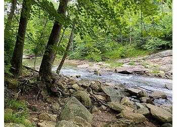 Baltimore hiking trail Patapsco Valley State Park