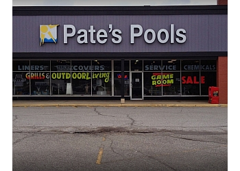 Indianapolis pool service Pate's Pool Service & Supply