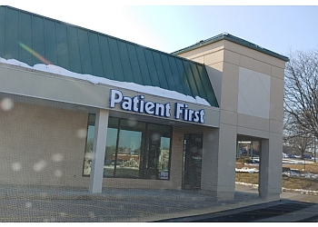 Allentown urgent care clinic Patient First