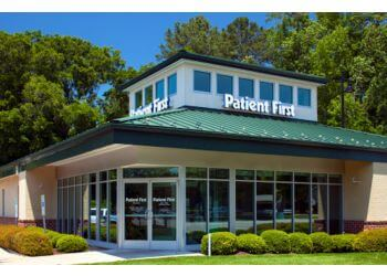 Newport News urgent care clinic Patient First