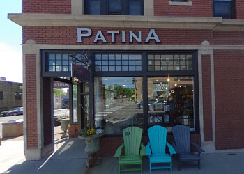 St Paul gift shop Patina