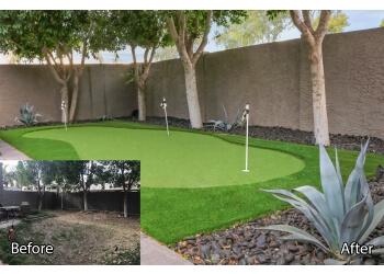 Phoenix landscaping company Patio Pros Landscape & Design