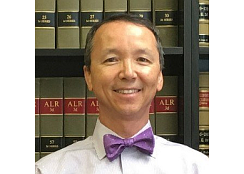 Aurora immigration lawyer Patrick A. Metcalf