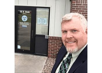 Omaha social security disability lawyer Patrick B. Cavanaugh