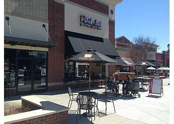 Cary pizza place Patrick Jane's Gourmet Pizza Bar