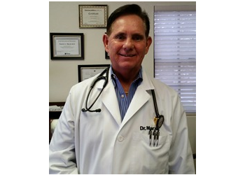 Tucson primary care physician Patrick Marsh, DO