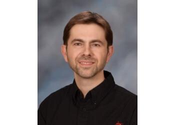Amarillo physical therapist Patrick Pitre, PT, MTC, COMT