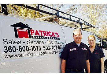PATRICKu0027S GARAGE DOOR CO.