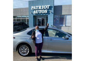 Baltimore used car dealer Patriot Autos