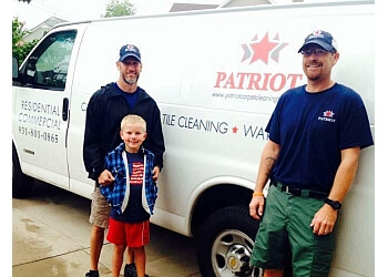 Clarksville carpet cleaner Patriot Carpet Cleaning