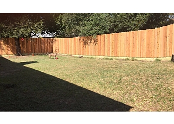 Austin fencing contractor Patriot Fence & Roofing