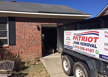 Fayetteville junk removal Patriot Junk Removal