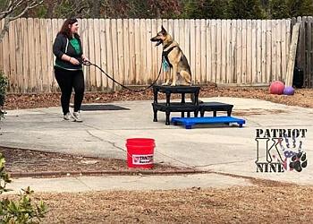 Fayetteville dog training Patriot K-Nine Dog Training