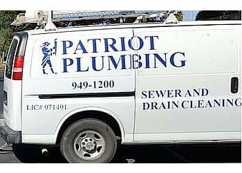 Lancaster plumber Patriot Plumbing