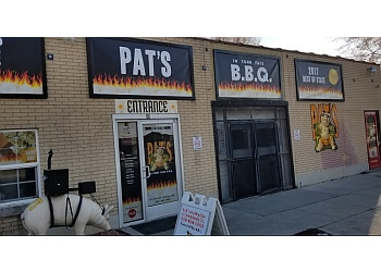Salt Lake City barbecue restaurant Pat's BBQ
