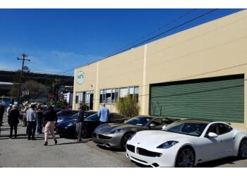 San Francisco car repair shop Pat's Garage