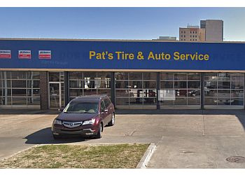 Oklahoma City car repair shop Pat's Tire & Auto Repair
