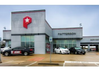 Arlington car dealership Patterson Kia of Arlington