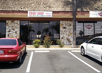 Moreno Valley printing service Patterson Print Shop