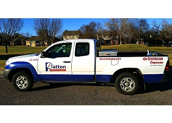 Wichita pest control company Patton Termite & Pest Control