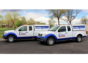 Wichita pest control company Patton Termite & Pest Control