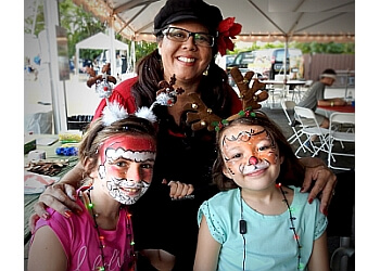 Port St Lucie face painting Pattycake Art