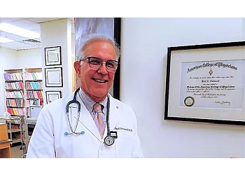 Fresno endocrinologist Paul C. Norwood Jr., MD