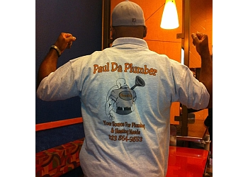 Inglewood plumber Paul Da Plumber