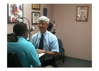 Gainesville eye doctor Paul Funderburk, OD