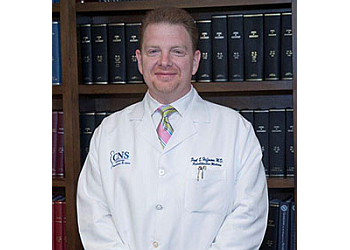 Chattanooga neurosurgeon Paul Hoffmann, MD
