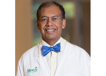 Baltimore gastroenterologist Paul J. Thuluvath, MD
