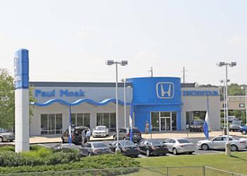 Jackson car dealership Paul Moak Honda
