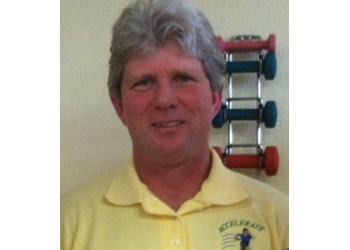 Arvada physical therapist Paul O'Brian, PT