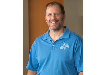 Topeka physical therapist Paul Regnier, MPT